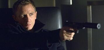 Bild zu:  Daniel Craig in James Bond - Casino Royale