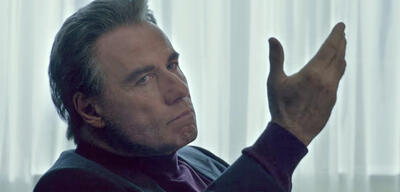 John Travolta in Gotti