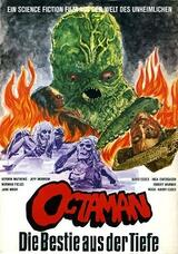 Octaman - Die Bestie aus der Tiefe - Poster