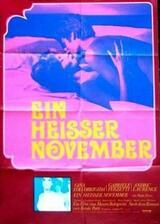 Ein heißer November - Poster