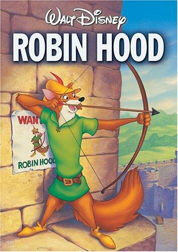 Robin Hood Film Zeichentrick