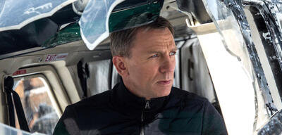 Daniel Craig in James Bond 007 - Spectre