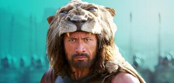 Bild zu:  Dwayne Johnson in Hercules