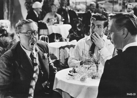 Drei Männer Im Schnee Film 1955 Moviepilotde