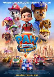 Paw Patrol: Der Kinofilm Poster