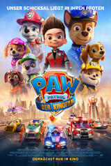 Paw Patrol: Der Kinofilm - Poster