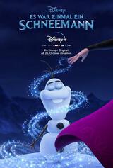 Es war einmal ein Schneemann - Poster