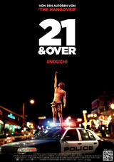 21 and Over - Poster
