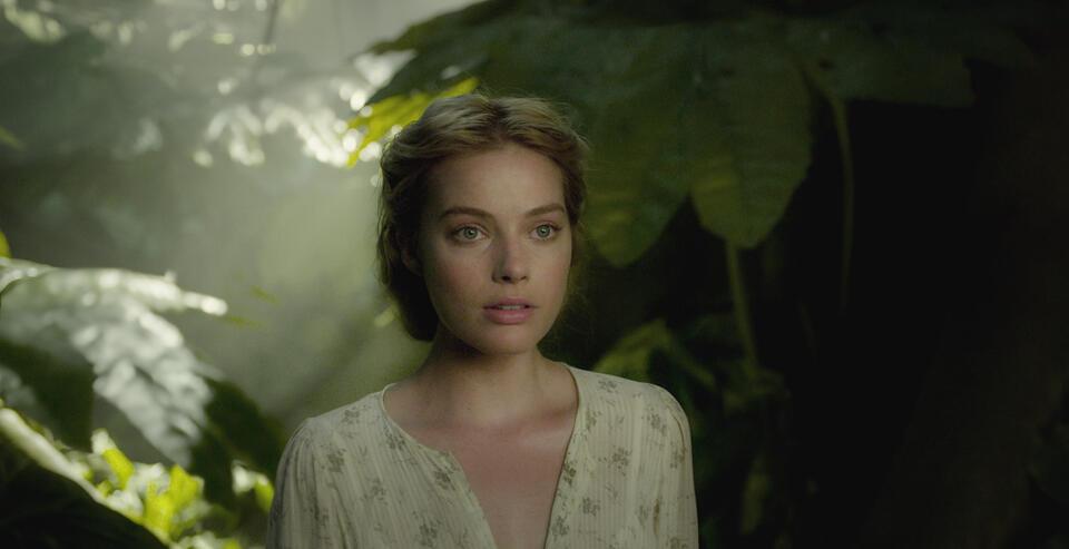 The Legend of Tarzan mit Margot Robbie