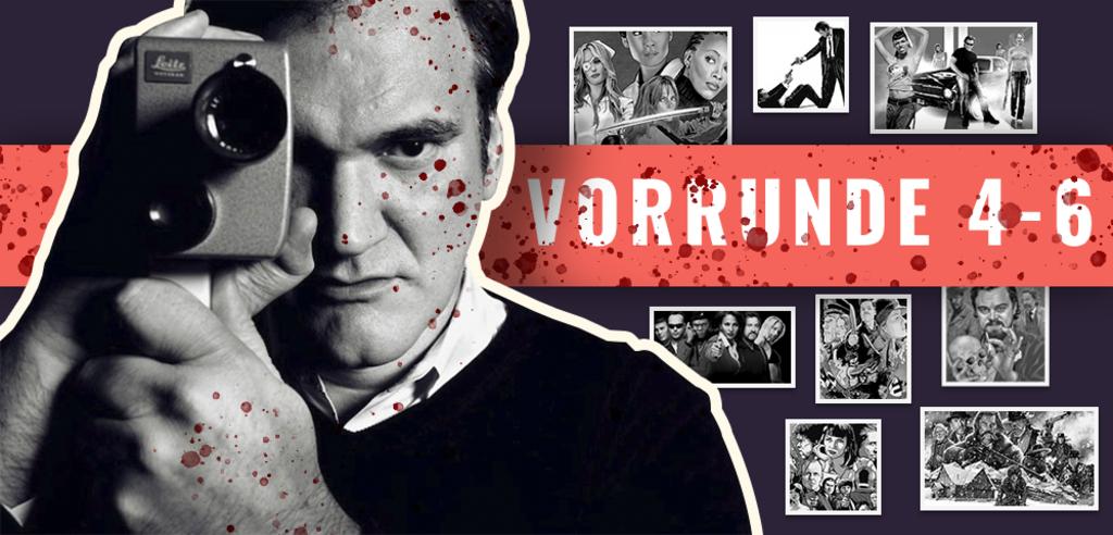 Wählt die beste Tarantino-Figur!