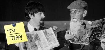 Bild zu:  A Hard Day's Night