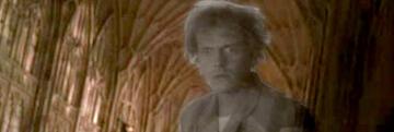 Rik Mayall als Peeves in Harry Potter und der Stein der Weisen (geschnitten)