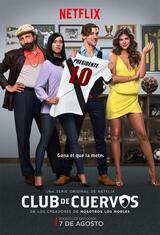 Club de Cuervos - Poster