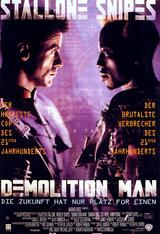 Demolition Man - Poster