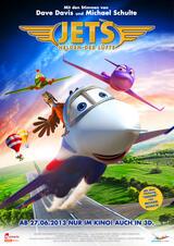 Jets - Helden der Lüfte - Poster