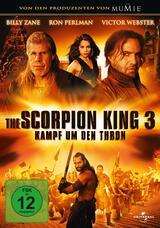 Scorpion King 3 - Kampf um den Thron - Poster
