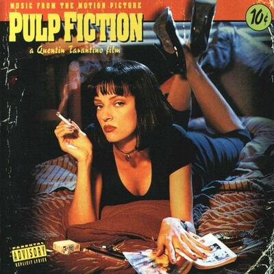 Muss mit: Pulp-Fiction-Soundtrack