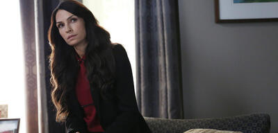 Famke Janssen in How to get away with murder