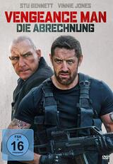Vengeance Man - Die Abrechnung - Poster