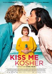 Kiss Me Kosher Poster
