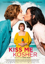 Kiss Me Kosher - Poster