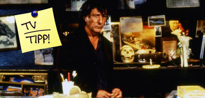 Dustin Hoffman in American Buffalo