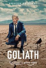 Goliath - Staffel 3 - Poster