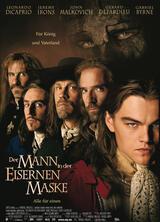 Der Mann in der eisernen Maske - Poster
