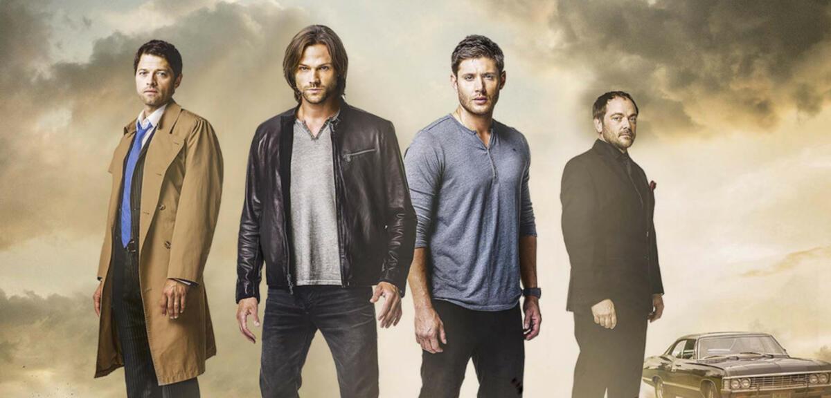 Supernatural Staffel 12 Online Stream