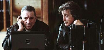 Robert De Niro und Al Pacino in Kurzer Prozess - Righteous Kill (2008)