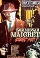 Kommissar Maigret sieht rot