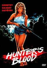 Hunter's Blood - gehetzt, gejagt, getötet - Poster