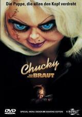 Chucky und seine Braut - Poster