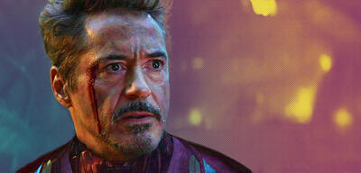 Robert Downey Jr. in Avengers 4: Endgame