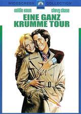 Eine ganz krumme Tour - Poster