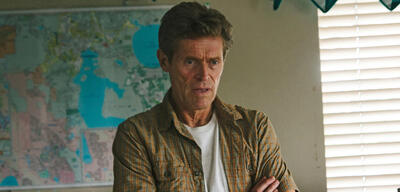 Willem Dafoe in Florida Project