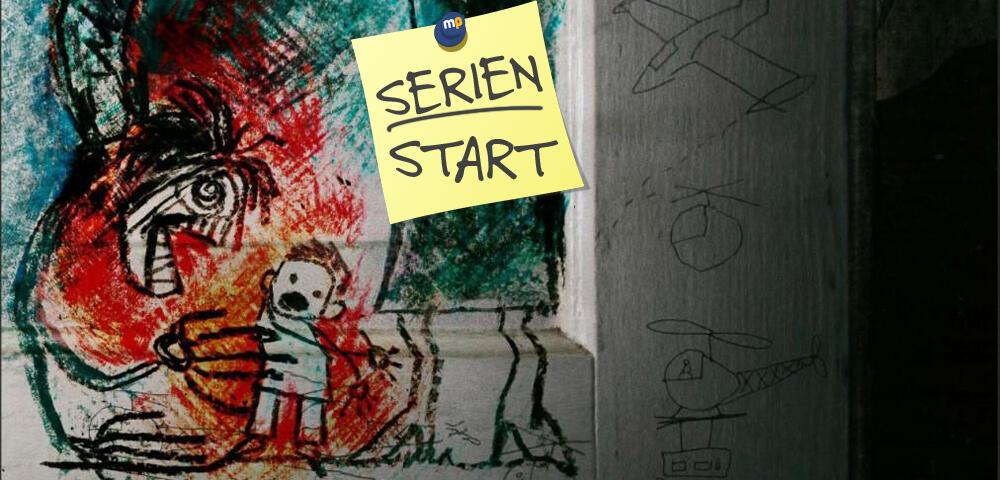 Outcast - Serie von The Walking Dead-Schöpfer Robert Kirkman startet bei ZDFneo