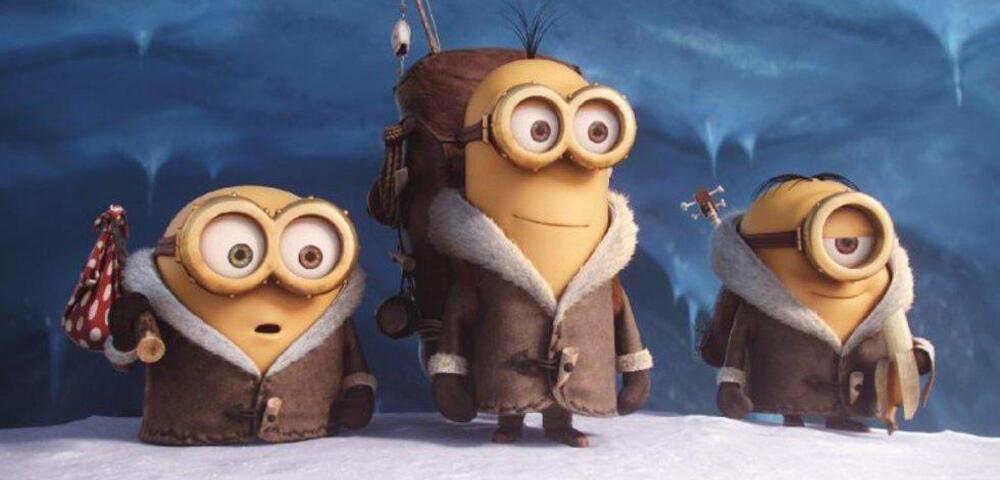 Die Minions im Honest Trailer weltweit unterwegs