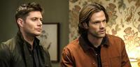 Bild zu:  Jensen Ackles und Jared Padalecki in Supernatural