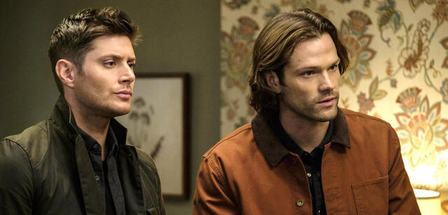 Jensen Ackles und Jared Padalecki in Supernatural