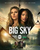 Big Sky - Staffel 2 - Poster