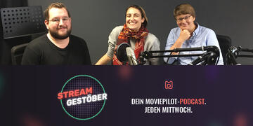 Streamgestöber - Folge 1: Patrick, Andrea und Jenny