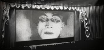 Bild zu:  Das Cabinet des Dr. Caligari