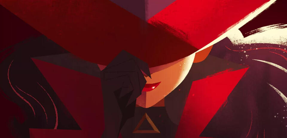 Serienhighlights 2019 Carmen Sandiego