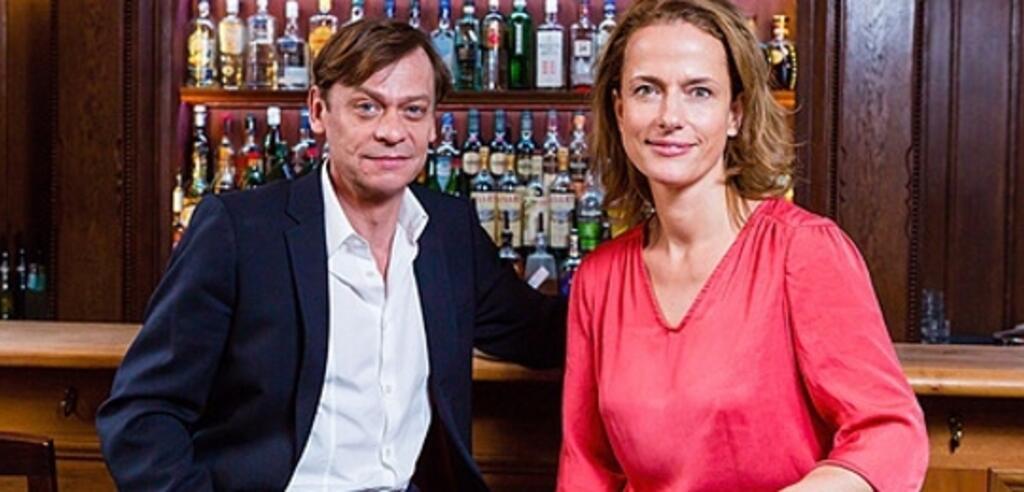 Sylvester Groth und Claudia Michelsen