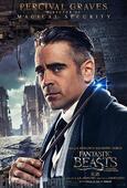 Colin Farrell als Percival Graves Bildergalerie Detail-Ansicht
