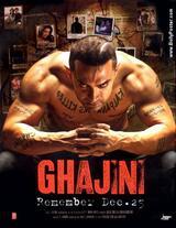 Ghajini - Poster