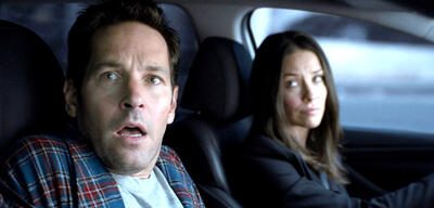 Paul Rudd und Evangeline Lilly in Ant-Man and The Wasp