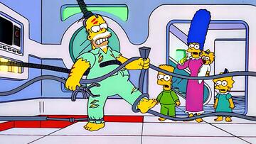 Simpsons-Smart Home Ultrahouse 3000