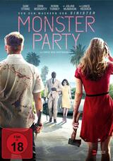 Monster Party - Poster